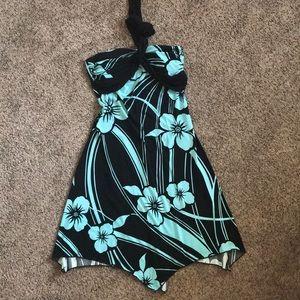 Trixxi floral dress